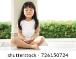 asian children cute or kid girl ... | Shutterstock . vector #726150724