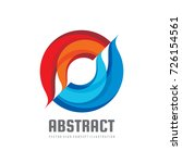 alliance   vector logo template ... | Shutterstock .eps vector #726154561