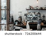 cafe   coffee shop bar and... | Shutterstock . vector #726200644