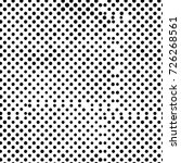 black and white round spots... | Shutterstock . vector #726268561