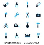 work tools vector icons for...