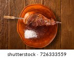 alcatra  traditional brazilian... | Shutterstock . vector #726333559