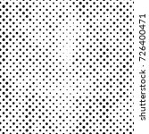 black and white round spots... | Shutterstock . vector #726400471