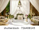 Place For Wedding Ceremony In...