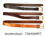 men black and brown belt... | Shutterstock . vector #726436897