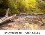 American Fork Canyon River Wit...