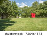 salt lake city  utah  august 1  ... | Shutterstock . vector #726464575