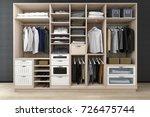 3d rendering minimal... | Shutterstock . vector #726475744