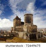 Medieval Castle In Bedzin ...
