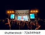 odessa  ukraine august 20  2014 ... | Shutterstock . vector #726549469