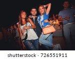 odessa  ukraine august 20  2014 ... | Shutterstock . vector #726551911