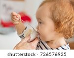 eighteen months old toddler... | Shutterstock . vector #726576925