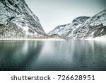 fjords in norway | Shutterstock . vector #726628951
