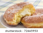 Deep Fried Doughnuts  Paczki ...