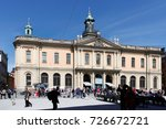 stockholm  sweden   july 5 ... | Shutterstock . vector #726672721