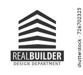 building logo. design... | Shutterstock .eps vector #726702325