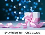 Small Gift Box Or Present With...