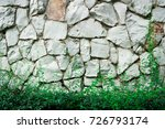 seamless stone surface and... | Shutterstock . vector #726793174