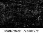 Grunge Texture  Black Scratche...