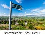 public footpath   Shutterstock . vector #726815911