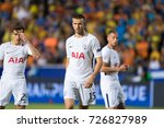 Small photo of Nicosia, Cyprus - Semptember 26, 2017: Player of Tottenham Eric Dier in action during the UEFA Champions League game between APOEL VS Tottenham Hotspur