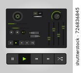 ux audio player templates in...