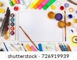 art concept. | Shutterstock . vector #726919939