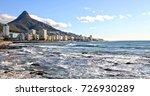 sea point  cape town | Shutterstock . vector #726930289