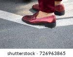 milan  italy   september 22 ... | Shutterstock . vector #726963865