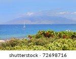 Polo Beach near Fairmont Resort, Maui, Hawaii - stock photo