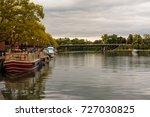 seneca falls  ny  usa    sept... | Shutterstock . vector #727030825