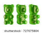 world's largest gummy bears. ... | Shutterstock . vector #727075804