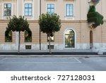 street side view | Shutterstock . vector #727128031