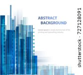 technology abstract blue...   Shutterstock . vector #727128091