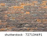 brick wall | Shutterstock . vector #727134691