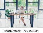 development  authority ...   Shutterstock . vector #727158034