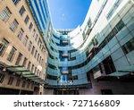 london  uk   circa june 2017 ... | Shutterstock . vector #727166809