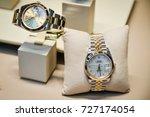 milan  italy   september 24 ... | Shutterstock . vector #727174054