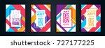 vector frame art graphics for... | Shutterstock .eps vector #727177225