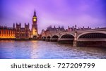 london  the united kingdom  the ... | Shutterstock . vector #727209799