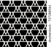 triangle pattern design ... | Shutterstock .eps vector #727288561