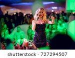 odessa  ukraine may 22  2015 ... | Shutterstock . vector #727294507