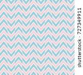 seamless chevron zigzag pattern ... | Shutterstock .eps vector #727349911