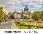 serbia  belgrade   september 12 ... | Shutterstock . vector #727514557