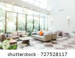 abstract blur living area in... | Shutterstock . vector #727528117