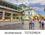 serbia  belgrade   september 19 ... | Shutterstock . vector #727529824