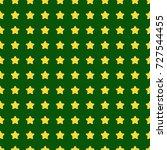 nice cartoon star pattern with... | Shutterstock .eps vector #727544455