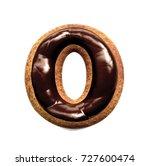 gingerbread biscuit font... | Shutterstock . vector #727600474
