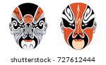 Beijing Opera Mask Of Ancient...