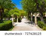 Small photo of Ragusa (Sicily, Italy) - Giardini Iblei, in the ancient centre of Ibla